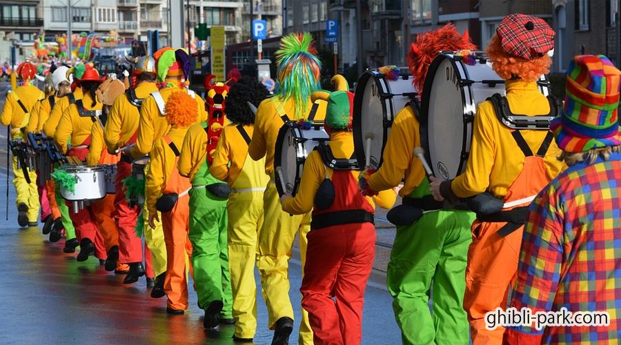ジブリパーク パレード ショー