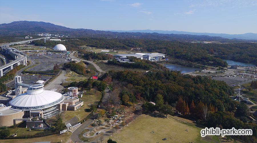 愛知県長久手にジブリパークが2022年開業! 場所はアクセスは?入場料は?
